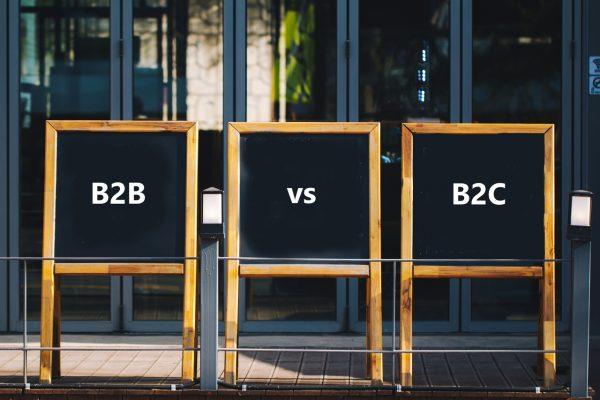B2B vs B2C 10 forskjeller
